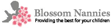 Blossom Nannies Logo